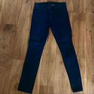 J BRAND Mid Rise Skinny in Atmosphere Size 27